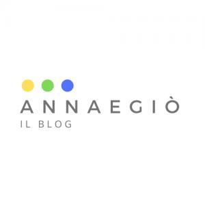 logo annaegio il blog